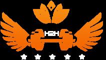 Hell 2 Heaven Fitness Studio Amritsar Logo
